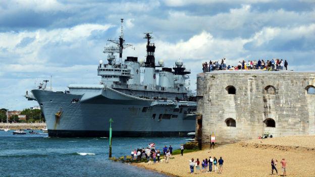 Grossbritannien verschärft Streit um Gibraltar.