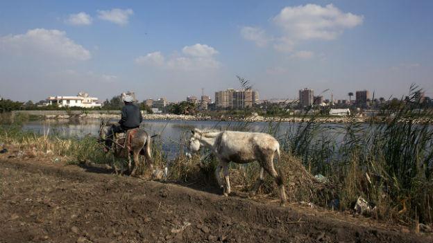 Der Schein trügt: Der Ausnahmezustand in Ägypten ist auch auf dem Land zu spüren.