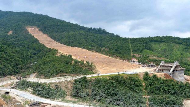 Nordkorea will mit Skiresorts den Tourismus ankurbeln.