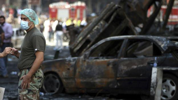 Anschlag in Beirut