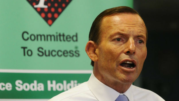 Wahrscheinlich der neue Premier: Tony Abbott.