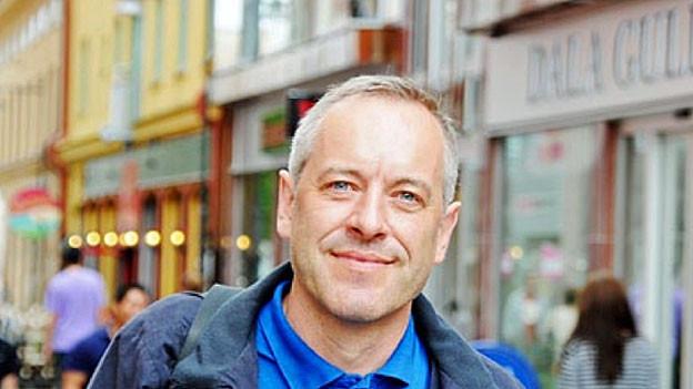 SRF-Nordeuropa-Korrespondent Bruno Kaufmann.