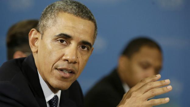 US-Präsident Obama erwägt einen Verzicht auf Militärschläge gegen Syrie
