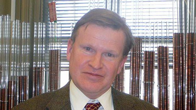Harold James, Professor für Geschichte und Internationale Studien an der Princeton University im US-Bundesstaat New Jersey.