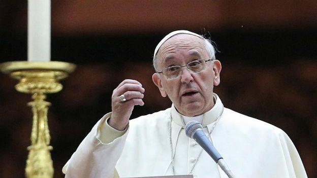 Papst Franziskus gibt sein erstes Zeitungsinterview.