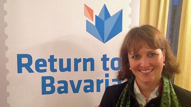 Monika Wilhelm vom bayerischen Staatsministerium für Wirtschaft