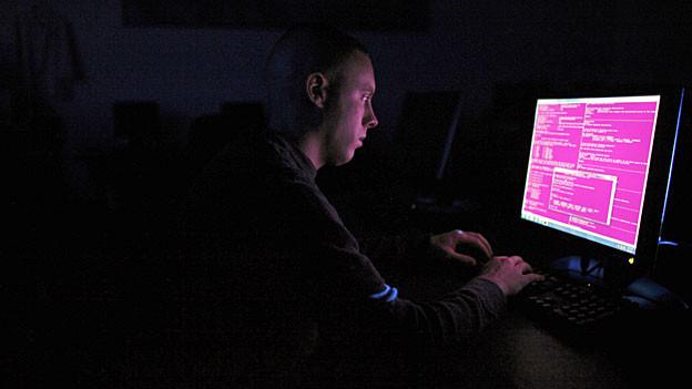 An der ECPI Universität in Virginia Beach werden Cyberwar-Szenarien durchgespielt.