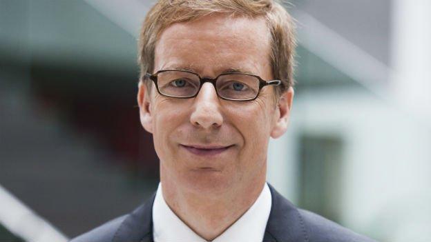 Michael Hüther vom Institut der deutschen Wirtschaft in Köln.