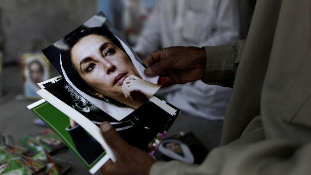 Pakistan: Erinnerung an Benazir Bhutto