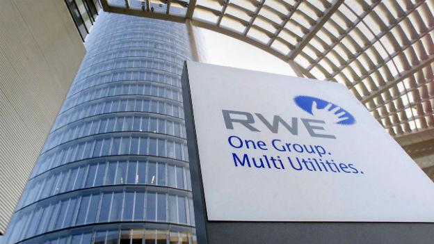 RWE Hauptsitz Essen