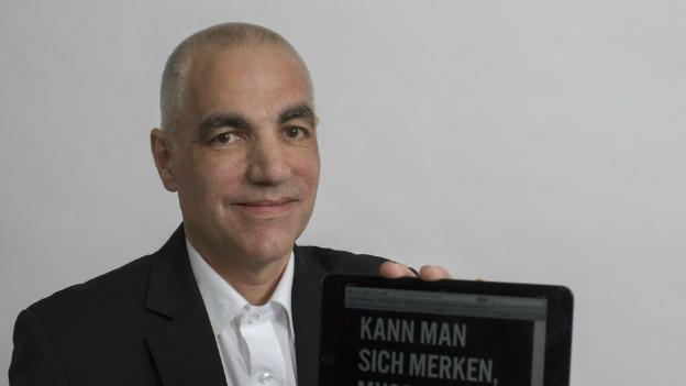IT-Mann Hensch dürfte am 18.November neuer Economiesuisse-Chef werden.