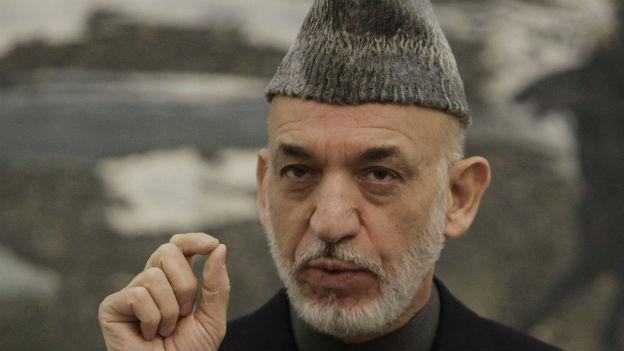 Afghanistans Präsident Hamid Karzai konnte sich durchsetzen.
