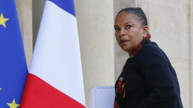 Frankreichs Justizministerin Christiane Taubira.