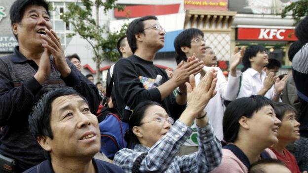 China startet zu neuer Mondmission.