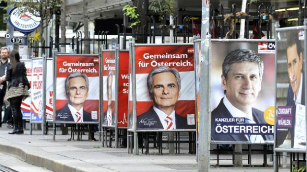 2 Monaten nach den österreichischen Wahlen harzt es mit der Regierungsbildung noch immer.