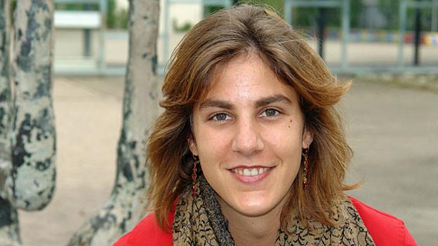 SRF-Südasienkorrespondentin Karin Wenger.