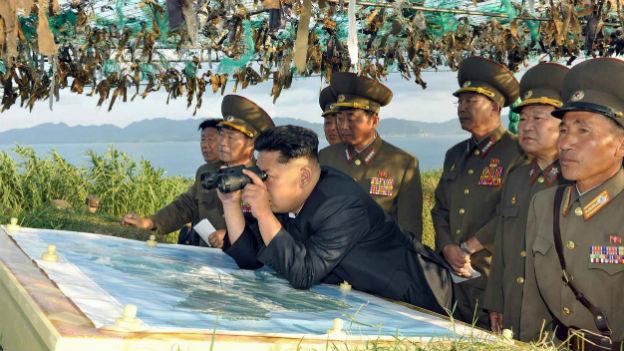 Kim Jong-Un setzt sich als neuer nordkoreanischer Machthaber durch