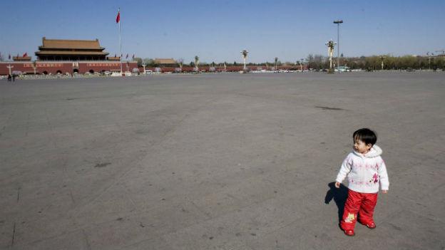 In China wird die Ein-Kind-Politik etwas gelockert.