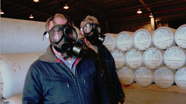 Chemiewaffeninspektoren