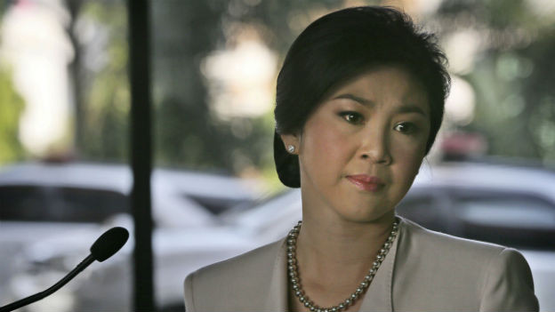 Thailands Ministerpräsidentin Yingluck Shinawat