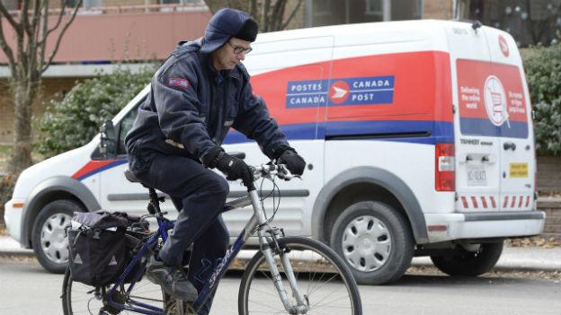 «Canada Mail» will in den nächsten massiv sparen.