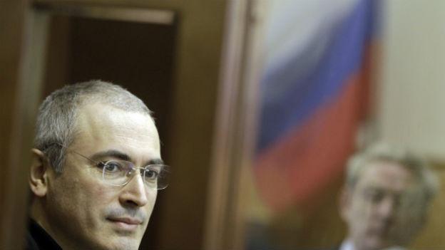 Putin will Chodorkowski, seinen ärgsten politischen Feind, begnadigen