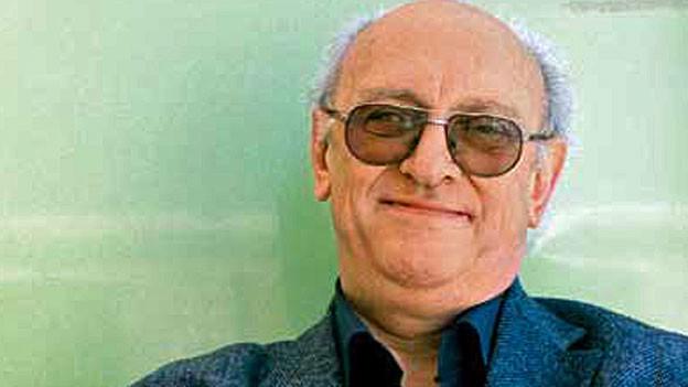 Der griechische Schriftsteller Petros Markaris.