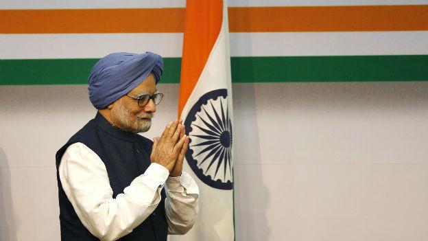 Indiens Regierungschef Singh