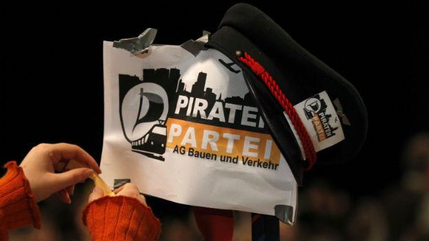 Die Deutsche Piratenpartei will sich in Europa für mehr Transparenz und mehr Mitsprache einsetzen.