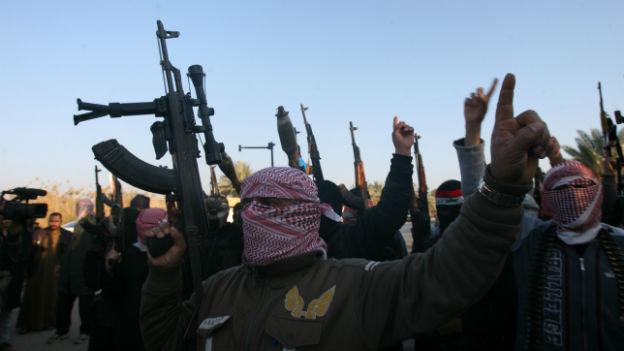 Zuletzt machte al-Qaida im Irak wieder Schlagzeilen.