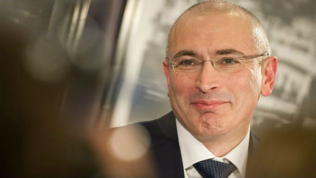 Michail Chodorkowski lebt seit anfangs Jahr in der Schweiz.
