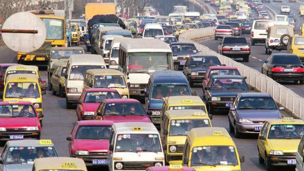 In China hält der Autoboom unvermindert an.