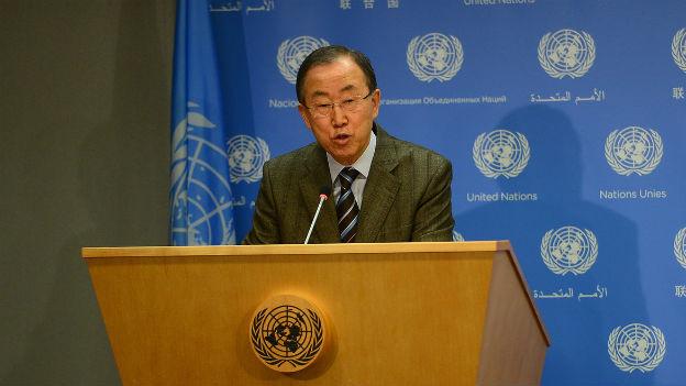 Ban Ki Moon hat seine umstrittene Einladung zurückgezogen.