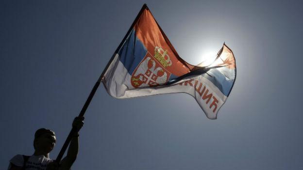 Serbien möchte bis 2020 in die EU.