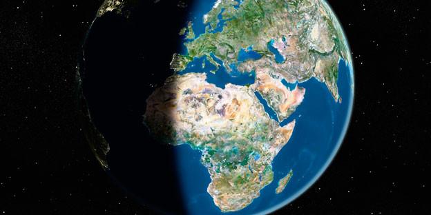 Von zehn Ländern, die wirtschaftlich am stärksten wachsen, sind sechs in Afrika.