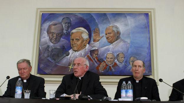 Auch die katholische Kirche in Irland muss sich verantworten.