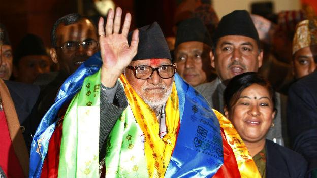 Sushil Koirala wird neuer Premierminister Nepals.