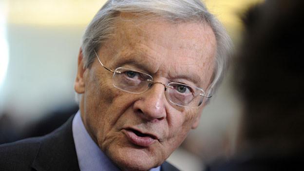 Der frühere ÖVP-Kanzler Wolfgang Schüssel.