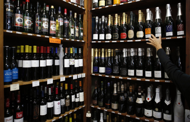 Support für die Weinbarbetreiberin (Symbolbild).
