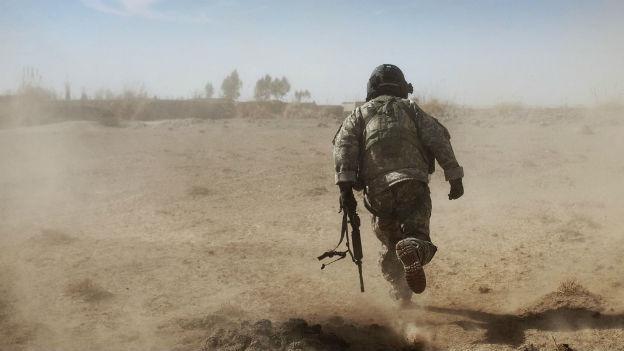 Verlässt bald der letzte US-Soldat das Land am Hindukusch?