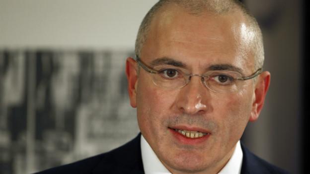 Der Kremlkritiker Chodorkowski