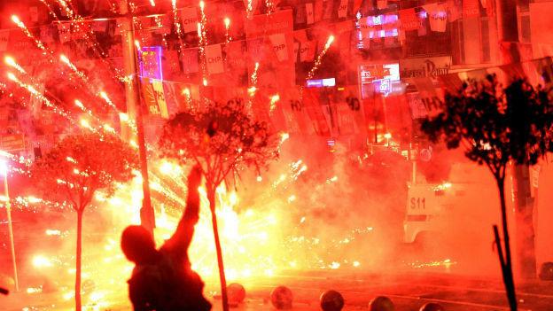 Proteste nach Tod eines Jungen in der Türkei.