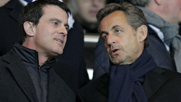 Der neue französische Premier Manuel Valls wird oft mit Sarkozy verglichen