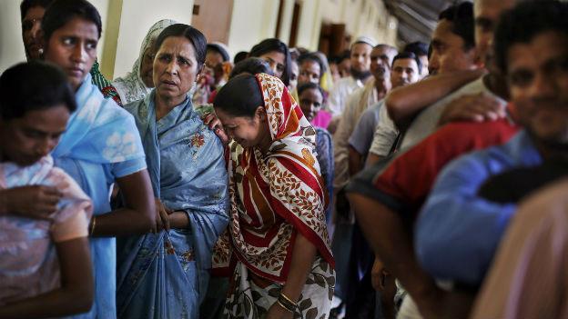 815 Millionen Inder sind an die Wahlurnen gerufen.