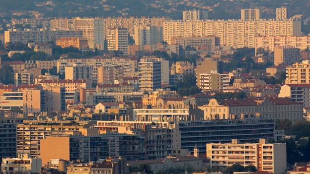 In Marseille ist der Wohlstand so ungleich verteilt, wie in keiner anderen französischen Stadt.