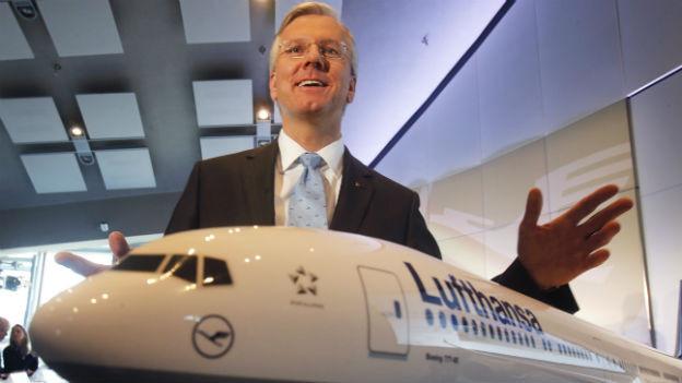 Fünf Jahre stand Christoph Franz an der Spitze des Lufthansakonzerns.