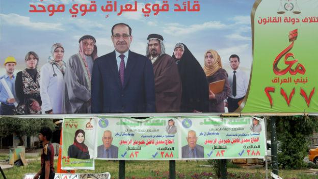 Die Wahlen in Irak stärken Premier Maliki, aber nicht die Stabilität.