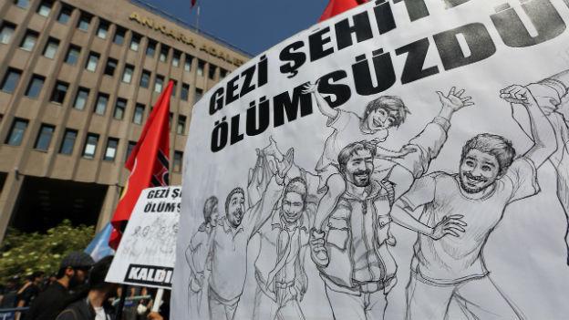 Vor einem Jahr begannen die Proteste im Gezipark.