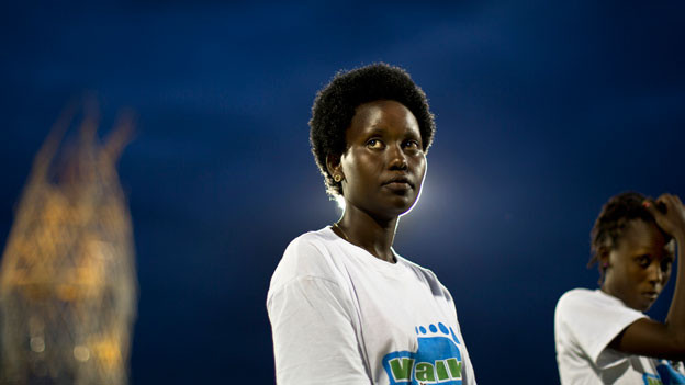Oeffentliche Veranstaltung zum 20. Jahrestag des Genozids in Ruanda.