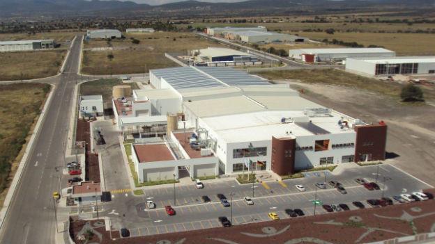 Industrie in Querétaro.